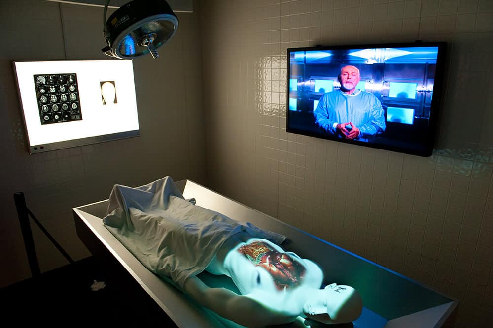 CSI: The Experience at MGM Grand - Vegas Museums