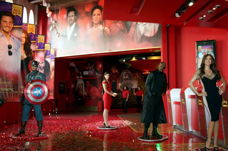 Madame Tussauds Las Vegas - Best museums in Las Vegas