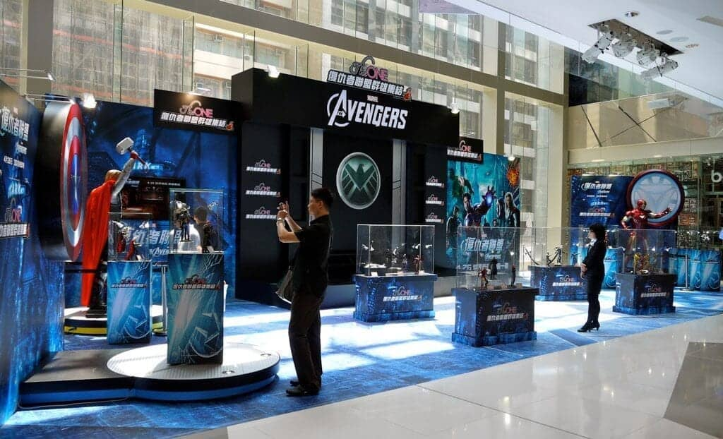 Marvel Avengers S.T.A.T.I.O.N - Best Museums in Las Vegas
