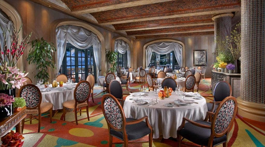 Picasso at Bellagio Hotel & Casino - Las Vegas French Restaurant