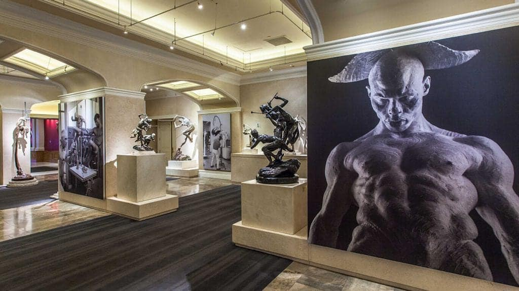 The Art of Richard MacDonald - Best Musems in Las Vegas