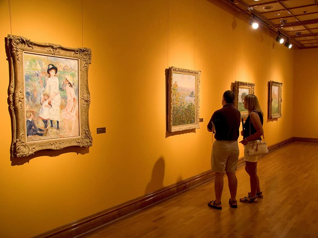 Bellagio Gallery Of Fine Art - Las Vegas museums