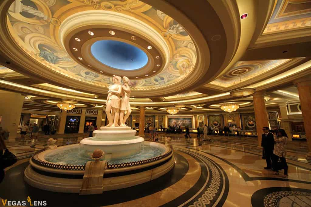 Caesar's Palace - Things to do in Vegas for Couples