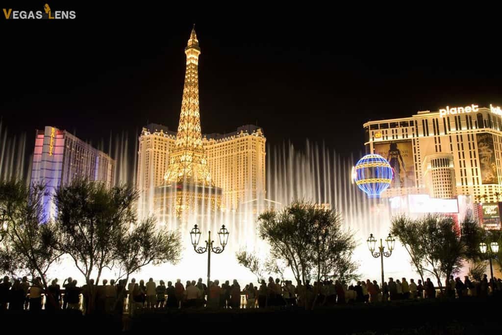 Eiffel Tower Experience - Things to do in Las Vegas for Couples
