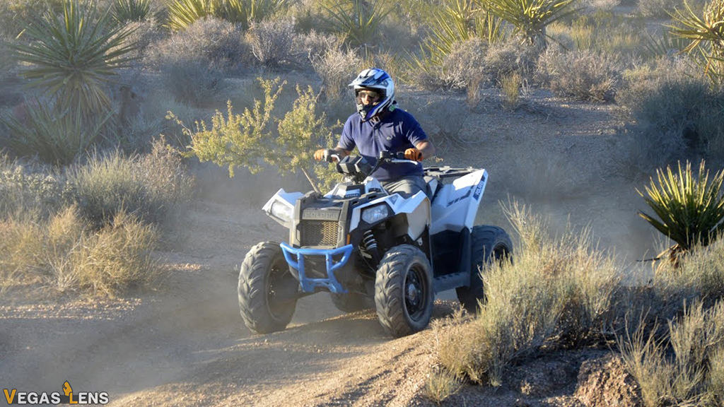 Extreme RZR Tours - Romantic things to do in Vegas