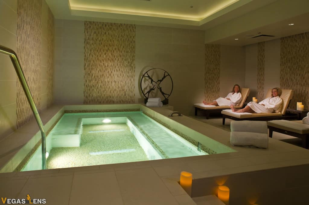 Golden Nugget Spa - Things to do in Vegas for Couples