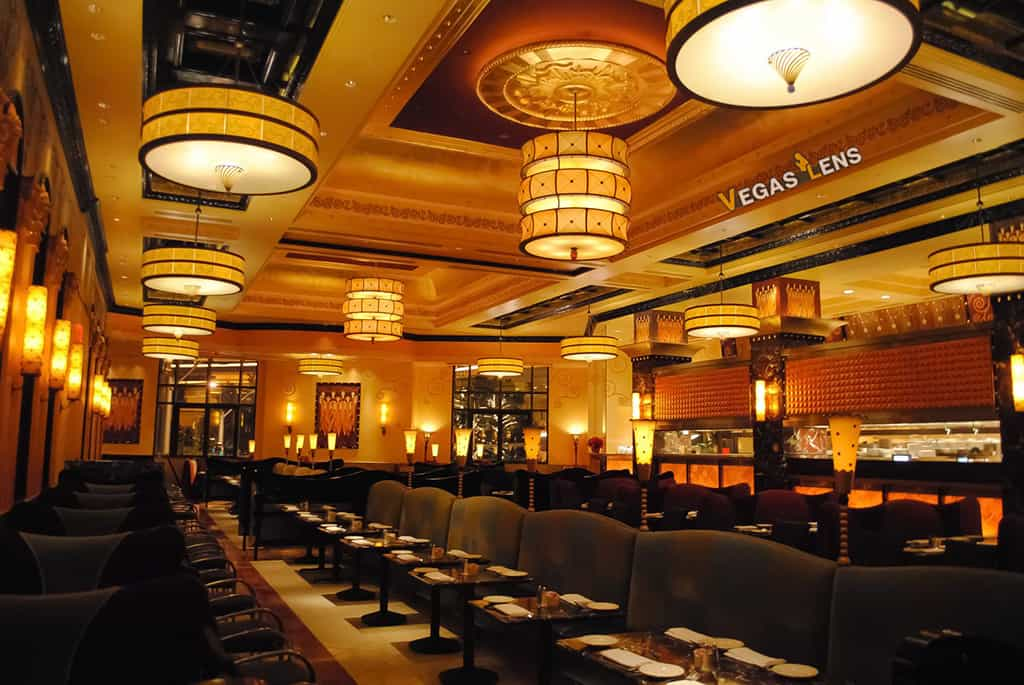 Grand Lux Cafe - Romantic things to do in Vegas