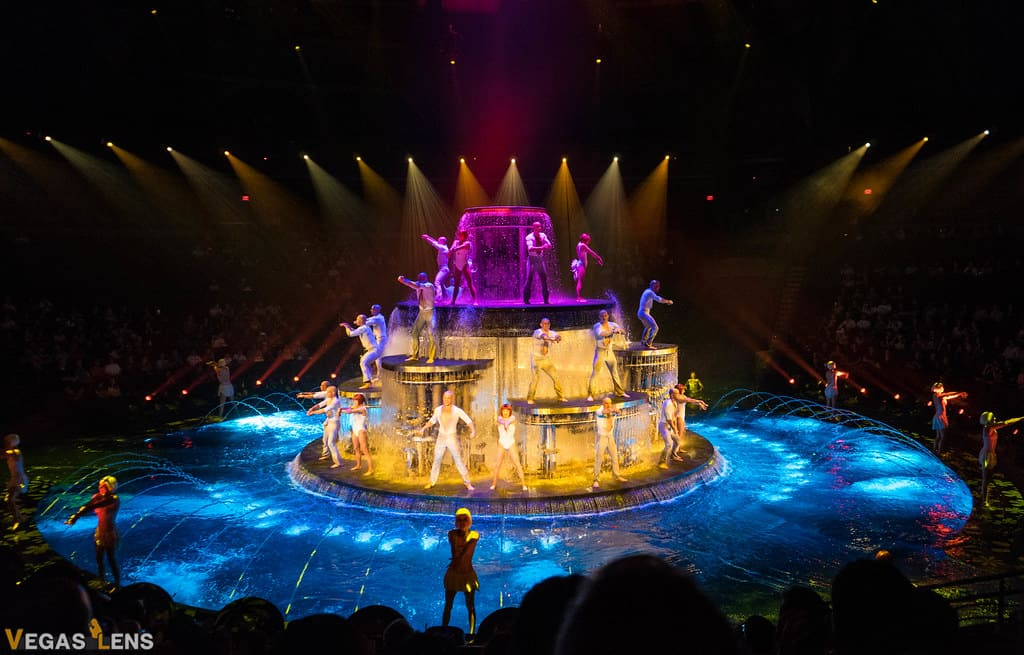 Le Reve - The Dream - Romantic things to do in Las Vegas