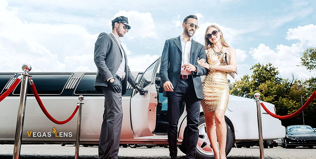 Limousine Rides - Romantic things to do in Vegas