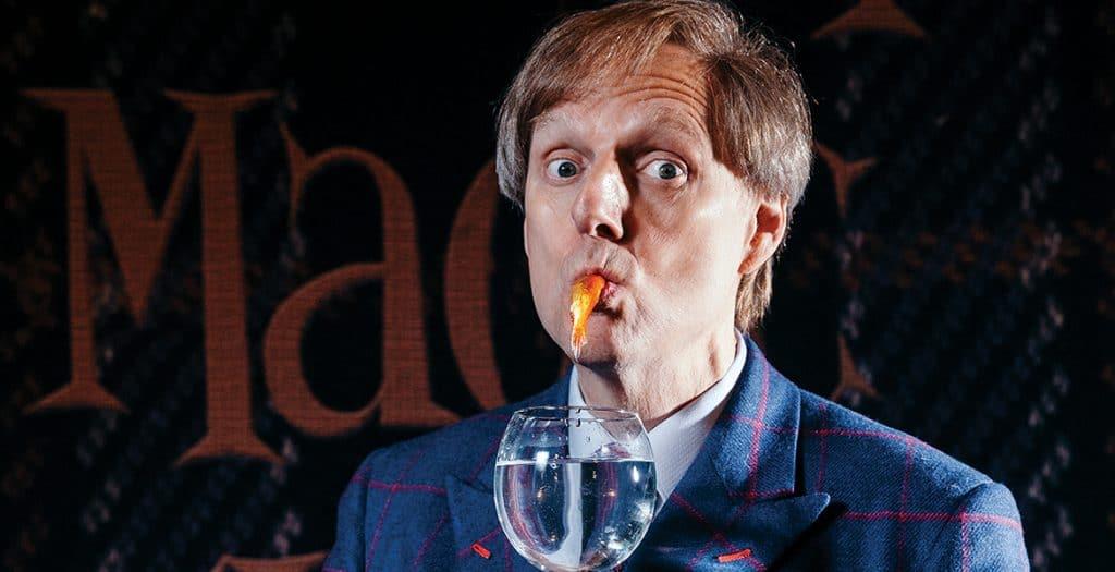 Mac King Comedy Magic Show - Comedy Shows in Vegas