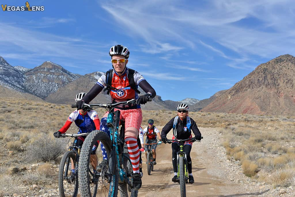Mountain Biking - Things to do in Las Vegas for Couples
