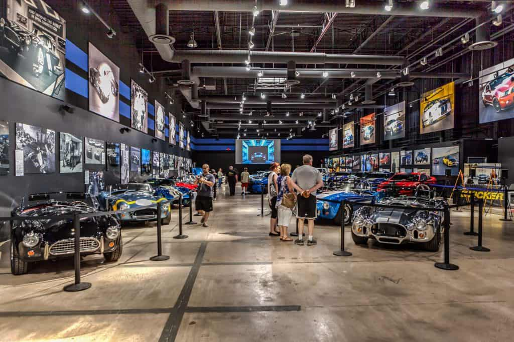 Shelby American Inc - Car Museum in Las Vegas