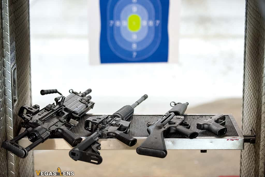 The Range 702 Shooting Range - Las Vegas attractions for Couples