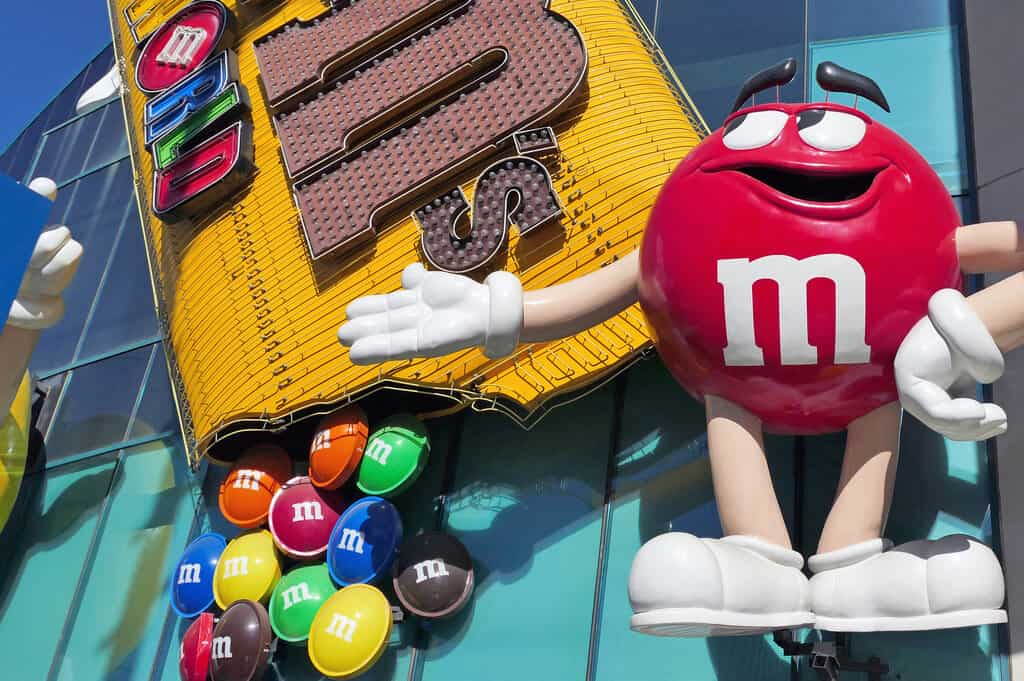 M&M's World - Things to do on Vegas Strip