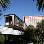 Mirage Treasure Island Tram