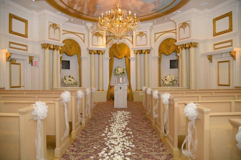 Paris Chapel at Paris Las Vegas - Weddings in Las Vegas