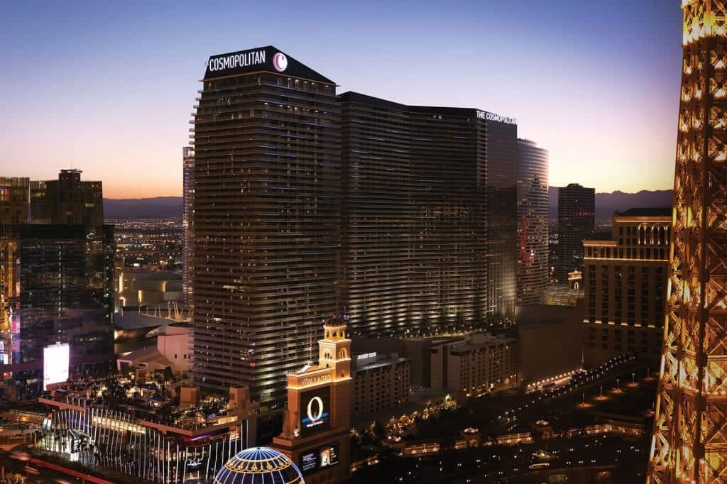 The Cosmopolitan of Las Vegas - Things to do in Las Vegas Strip