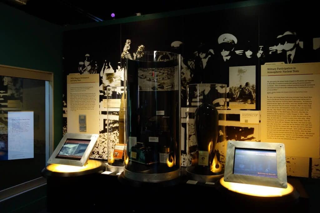 Atomic Testing Museum - Fun Things to do in Las Vegas for Kids