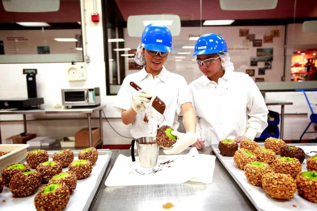Ethel M Chocolate Factory - Family Things to do in Las Vegas