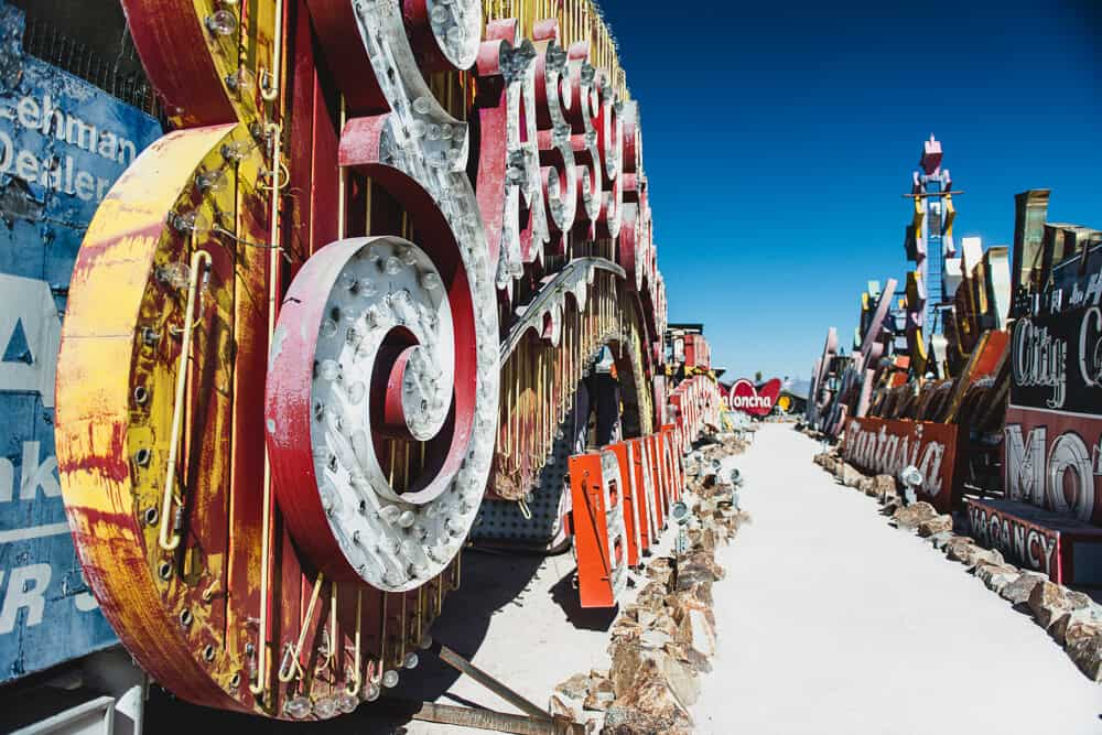 Neon Museum - Things to do in Las Vegas with Kids