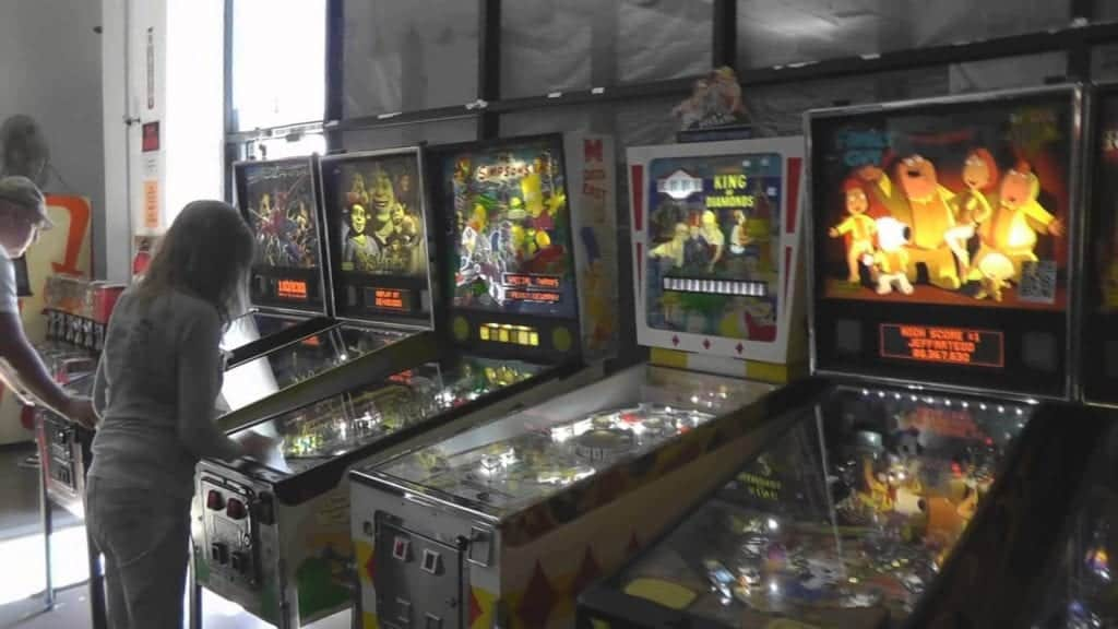 The Pinball Hall of Fame - Things to do in Vegas with Kids