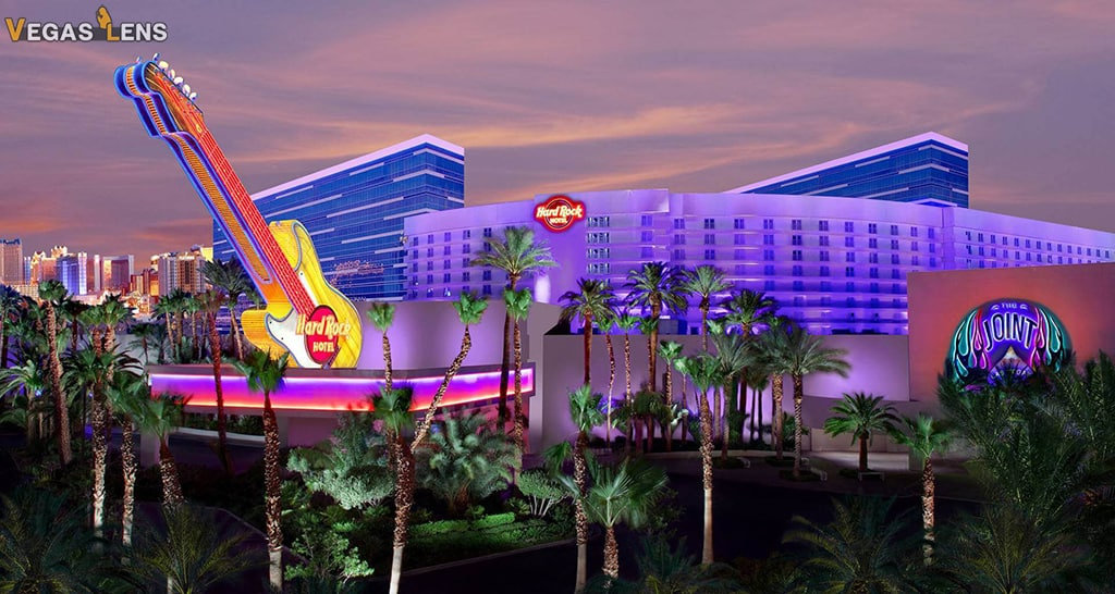 Hard Rock Hotel & Casino - Best hotels for bachelorette parties in Vegas