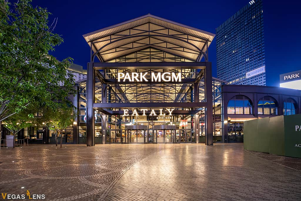 Park MGM - Best hotels in Vegas for bachelorette party