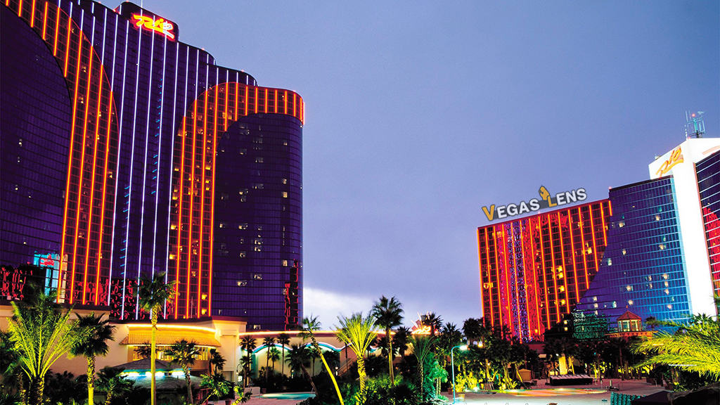 Rio All-Suite Hotel & Casino - Best hotels for bachelorette parties in Vegas