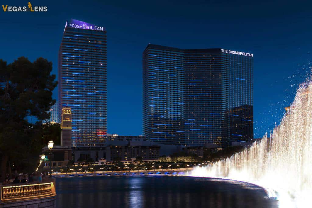 The Cosmopolitan - Best party hotels in Vegas