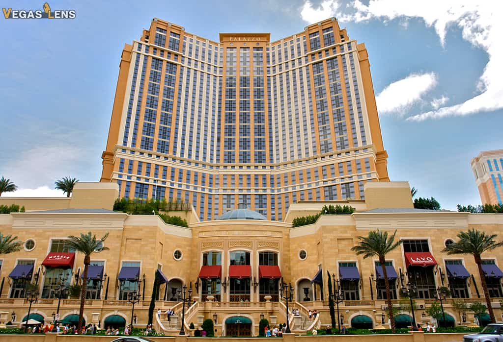 The Palazzo - Las Vegas bachelorette party hotel packages