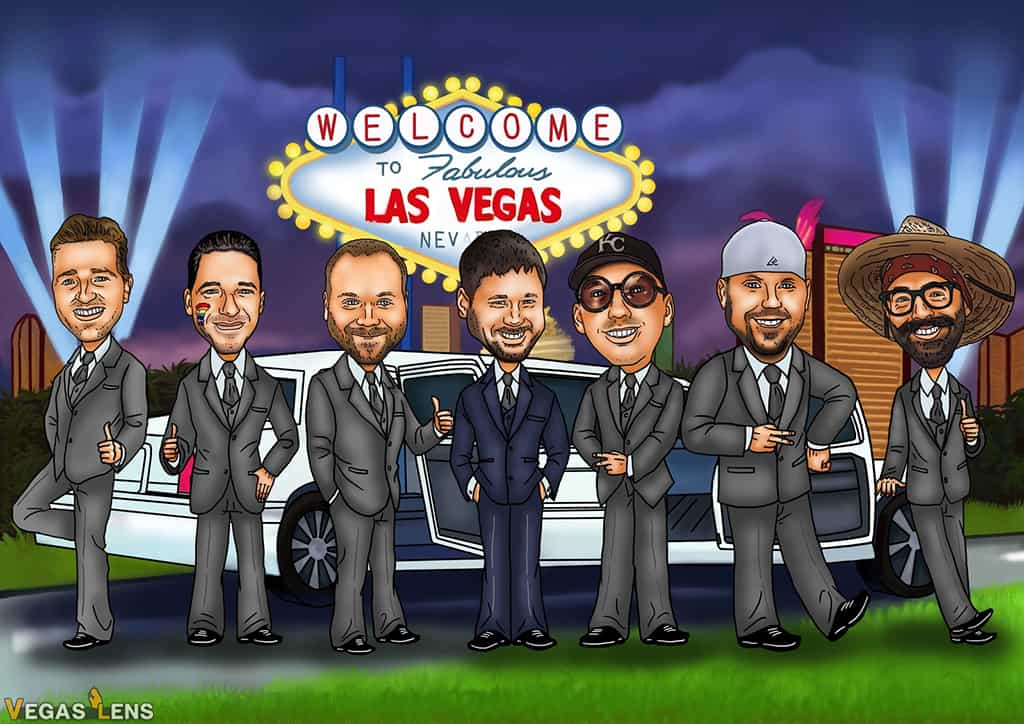 Things to Do in Vegas for a Bachelor Party - Las Vegas bachelor party ideas