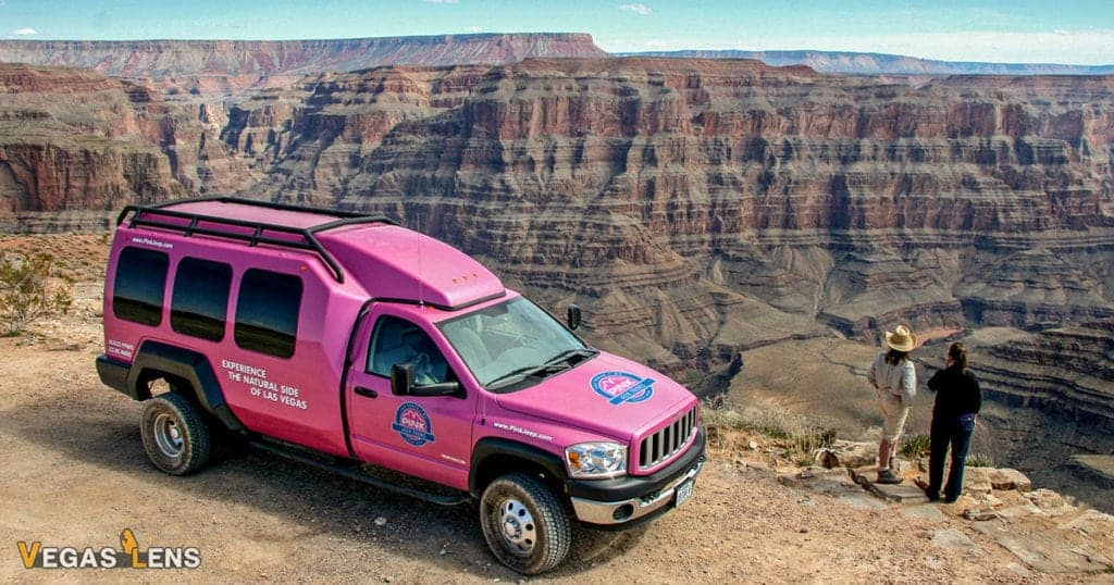 West Rim and Hoover Dam Combo Tour