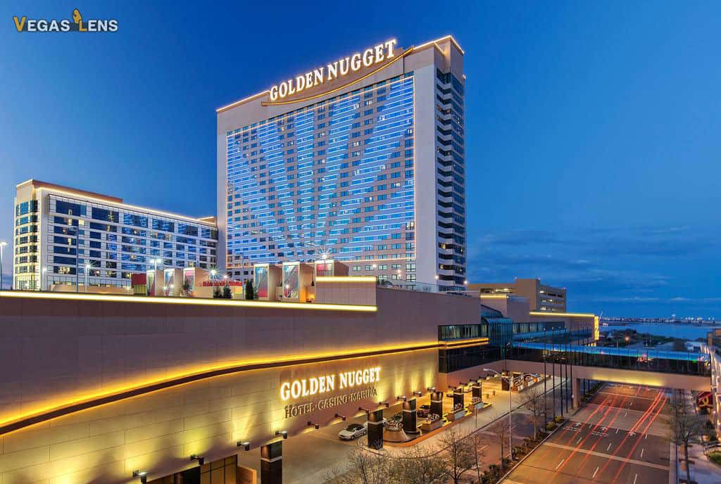 Golden Nugget Hotel & Casino - Best Vegas hotels for kids