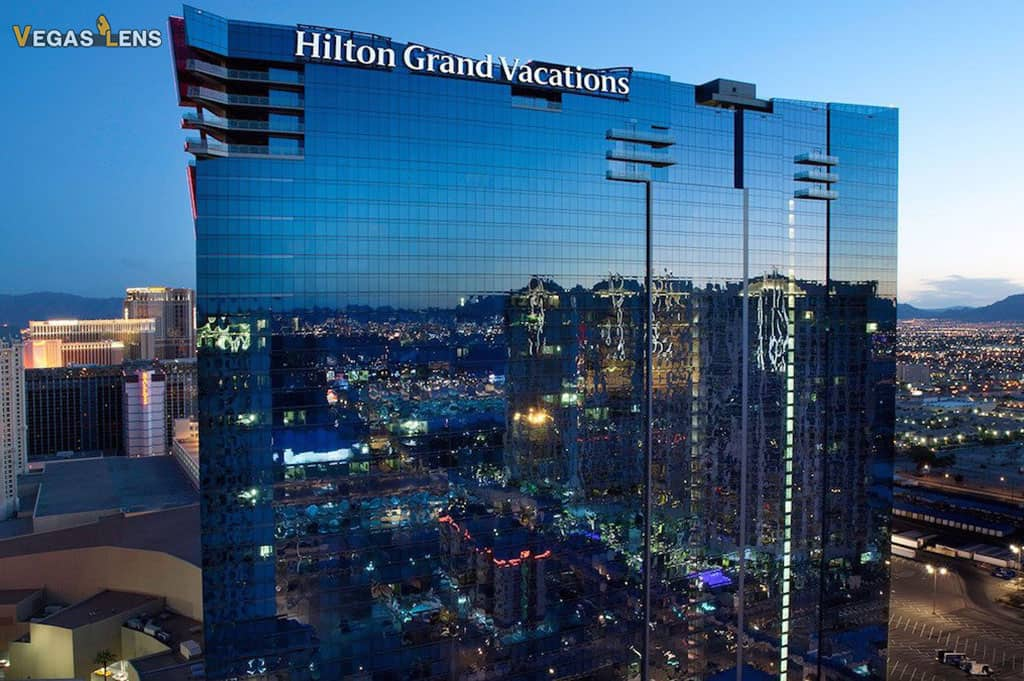 Hilton Grand Vacations - Kid friendly hotels in Las Vegas