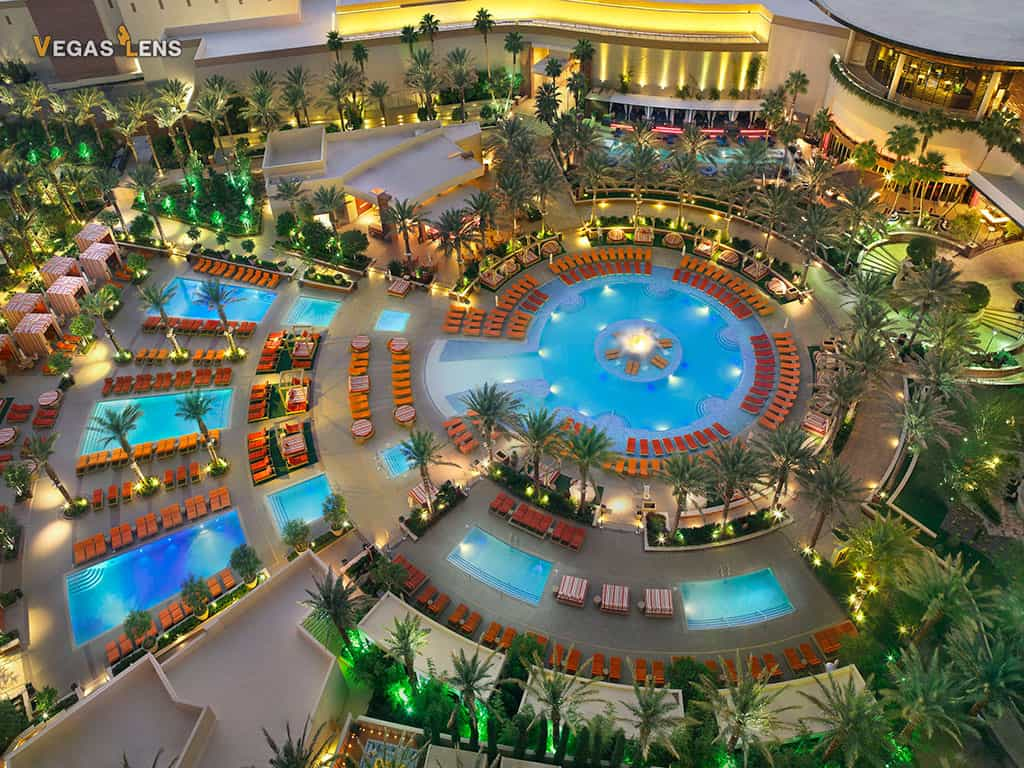 Red Rock Pool - Best family pools in Las Vegas