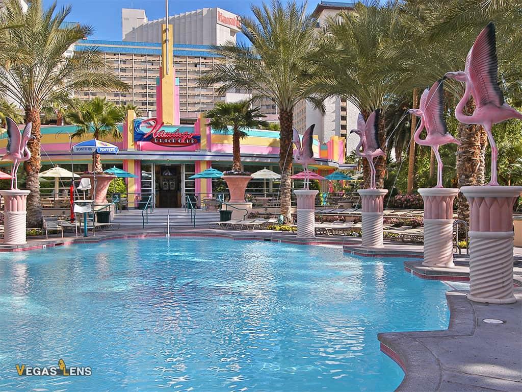 The Beach Club Pool - Best family pools in Las Vegas