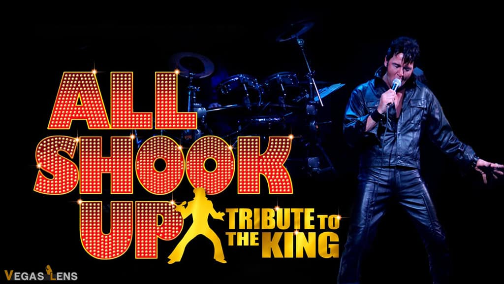 All Shook Up - Las Vegas family shows
