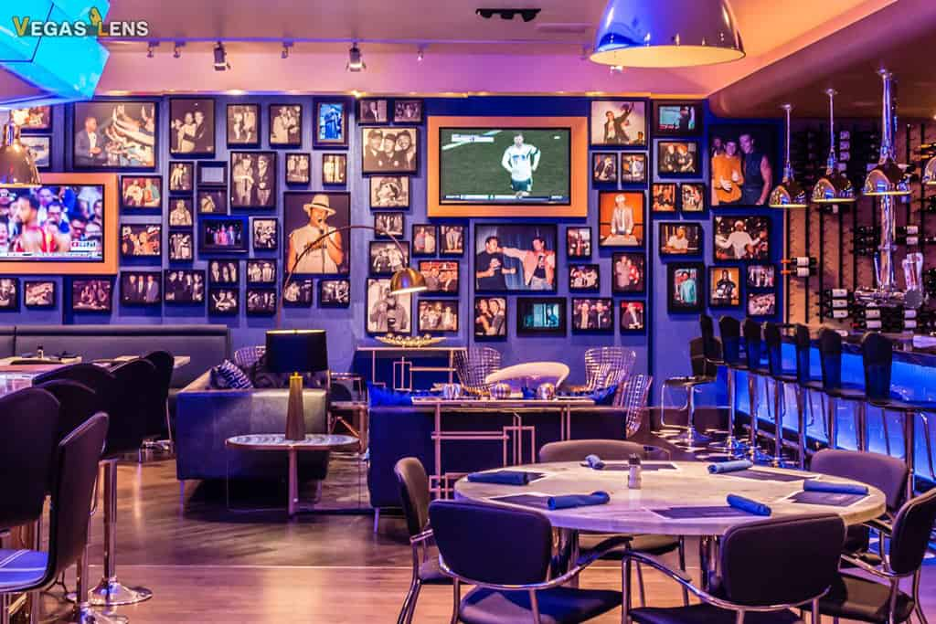 Café Hollywood - Kid friendly restaurants in Las Vegas
