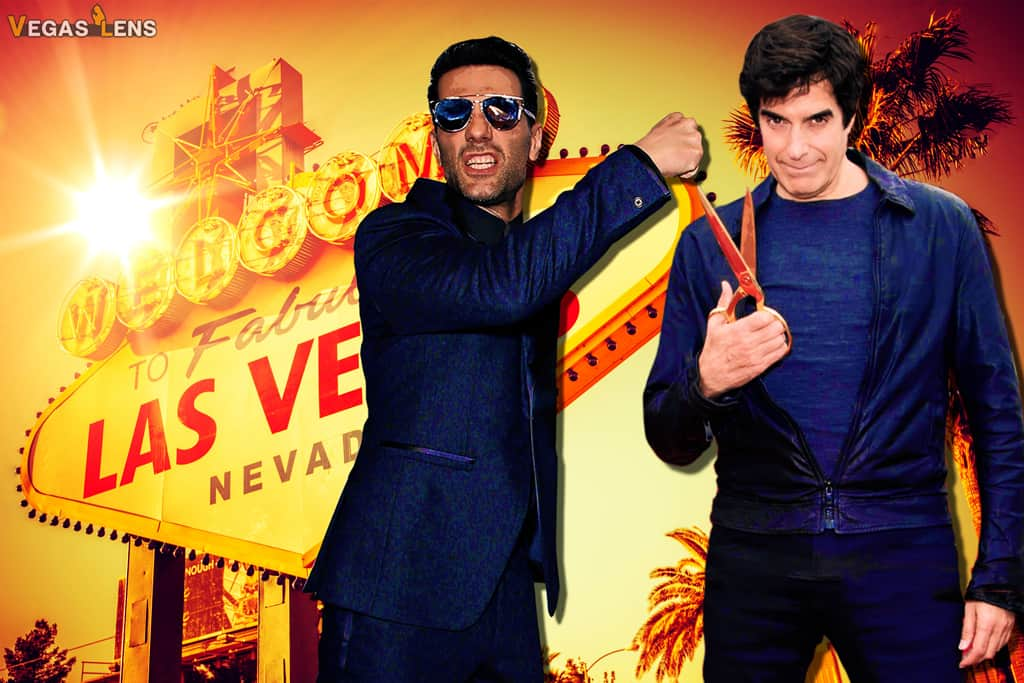 David Copperfield - Las Vegas shows for kids