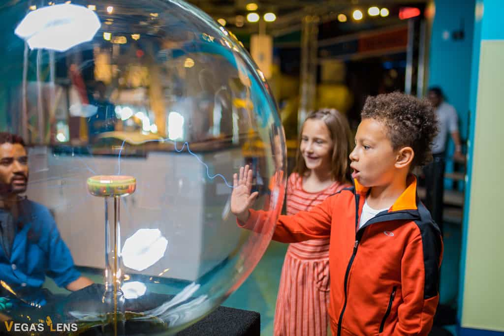 Discovery Children's Museum - Kid birthday party in Las Vegas