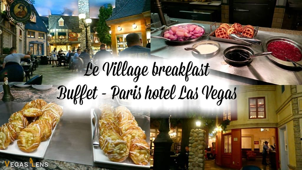 Le Village Buffet - Best family restaurants in Las Vegas