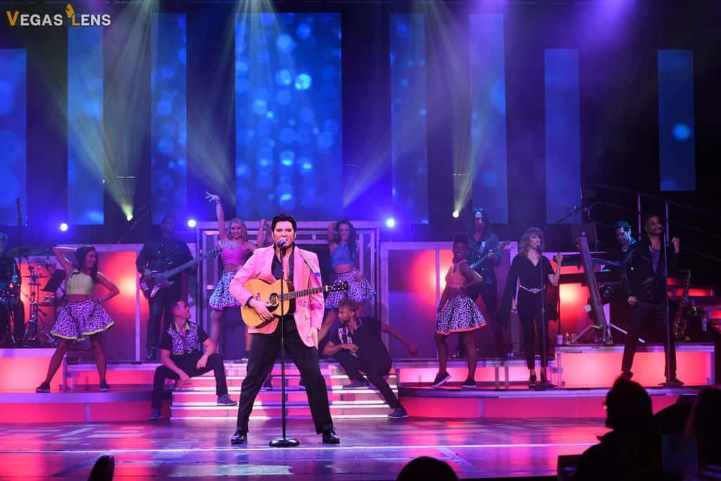 Legends in Concert - Las Vegas shows for kids