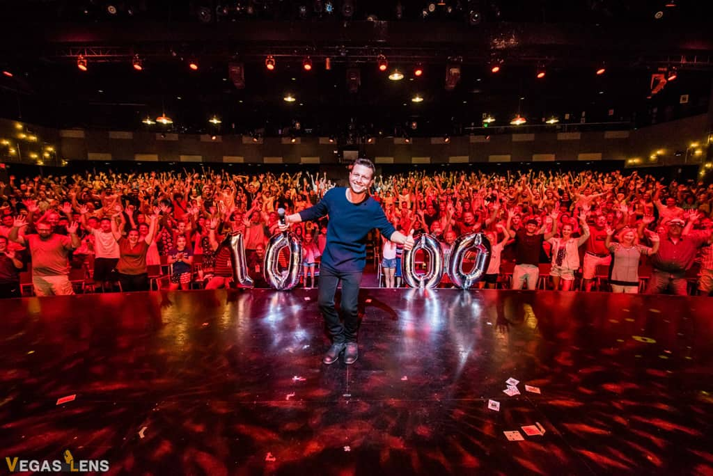 Mat Franco: Magic Reinvented - Family friendly shows in Las Vegas