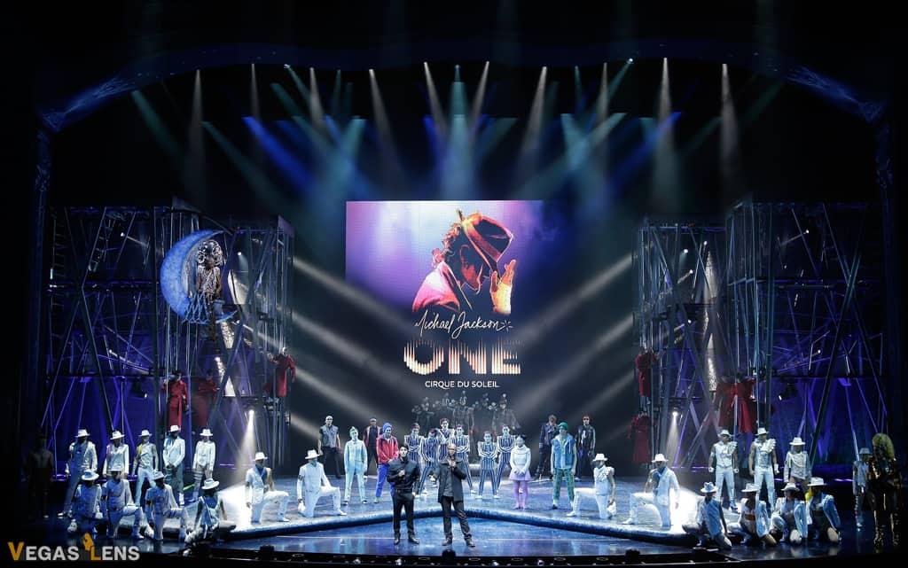 Michael Jackson ONE (Cirque du Soleil) - Las Vegas family shows