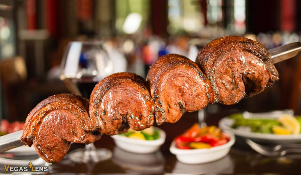 Texas de Brazil - Best family restaurants in Las Vegas