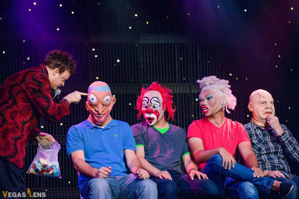 V: The Ultimate Variety Show - Las Vegas family shows