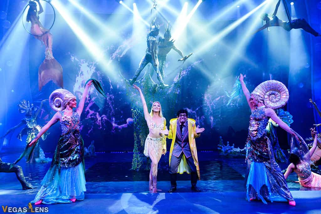 WOW - Family friendly shows in Las Vegas
