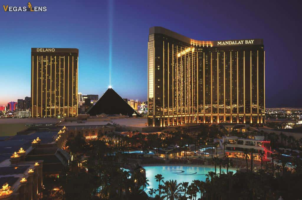 Mandalay Bay Resort - Romantic Hotels In Las Vegas