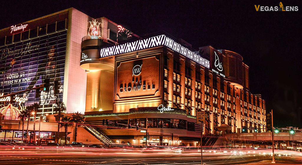 The Cromwell - Best Las Vegas Hotels For Couples