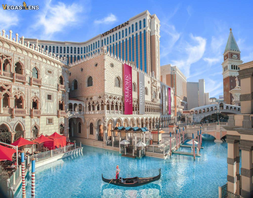 The Venetian - Best Las Vegas Hotels For Couples
